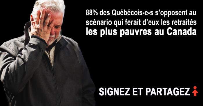 Rente de retraite Québec